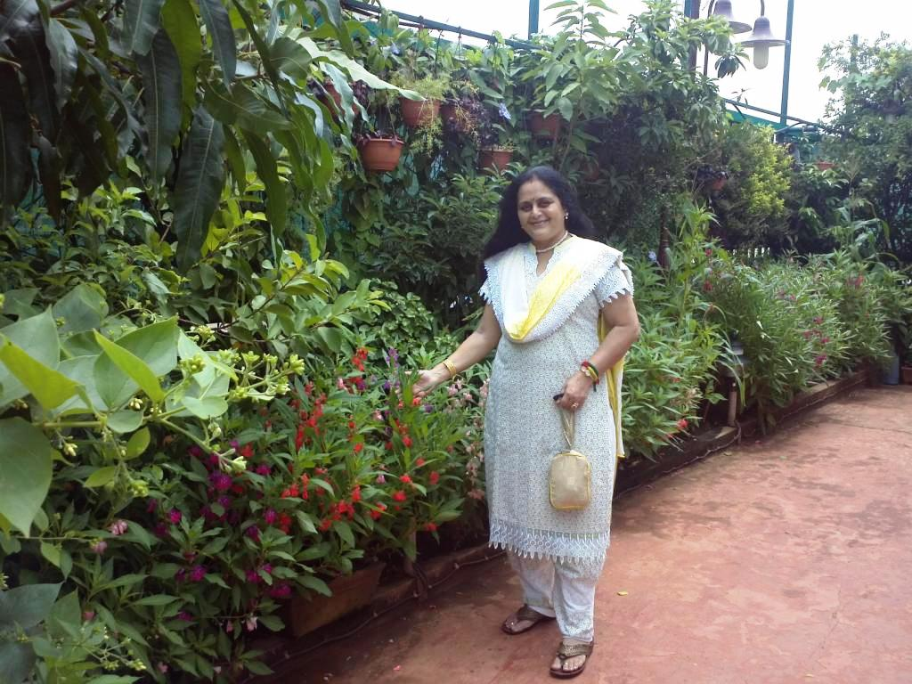 Terrace Kitchen Garden Featured Image Nandai At Kitchen Garden Of Happy Home Terrace