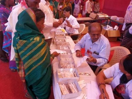 Kolhapur Medical and Healthcare Camp - 2013