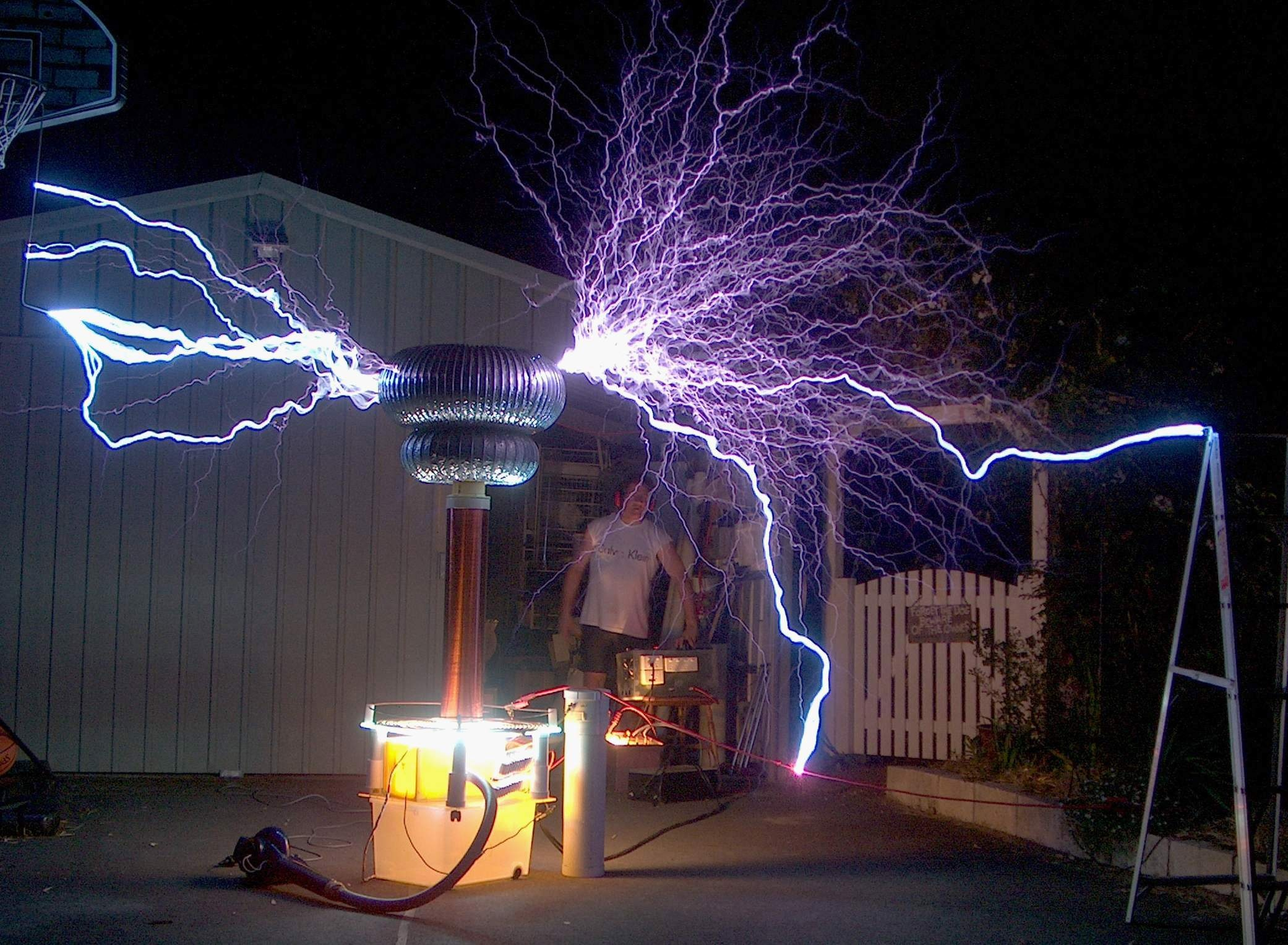 Wireless Electricity: Part 2