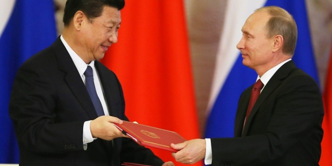 The Russia – China Gas Deal (Part – I)