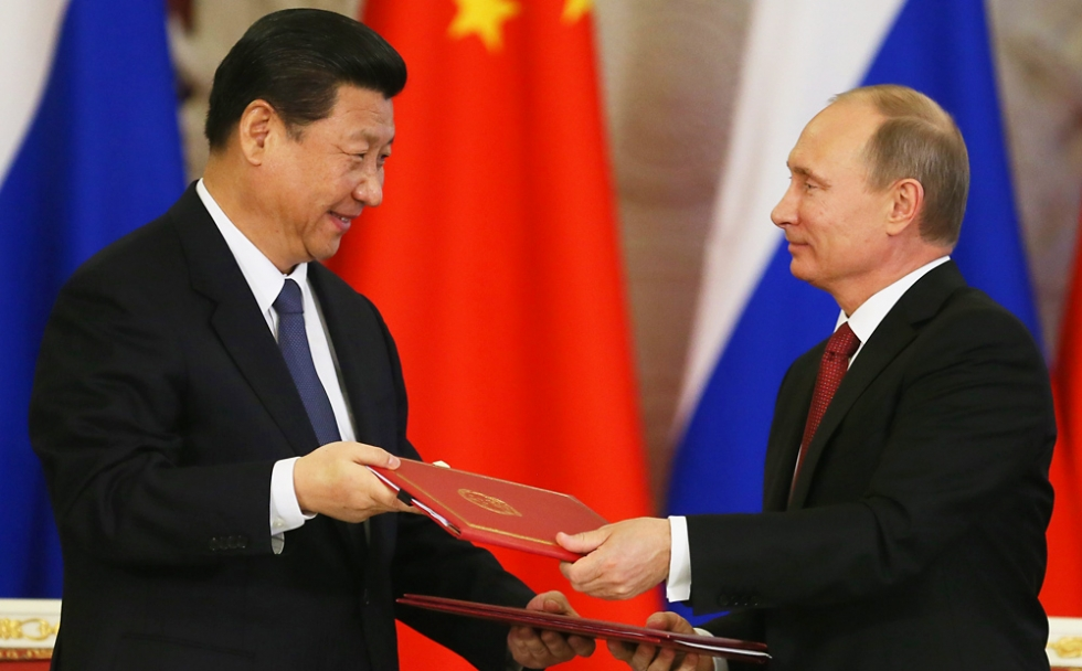 The Russia - China Gas Deal (Part - I)