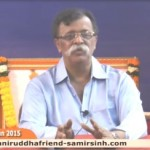 Aniruddha Bapu told about Path of Mind in Hindi Discourse at Shree Harigurugram, Bandra.