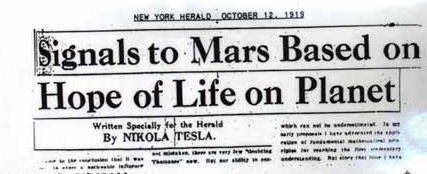 Search for Intelligent Life - Dr. Tesla