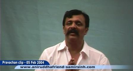 Aniruddha Bapu‬ told in his Hindi‬ Discourse dated 05 Feb 2004, The names of Ram, Radha and Sadguru-tattva are the Saviours in Kaliyug.