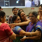 An honour to the Women of ISRO