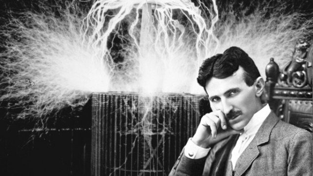 Spacetime Bending, Time Travel and Dr. Nikola Tesla