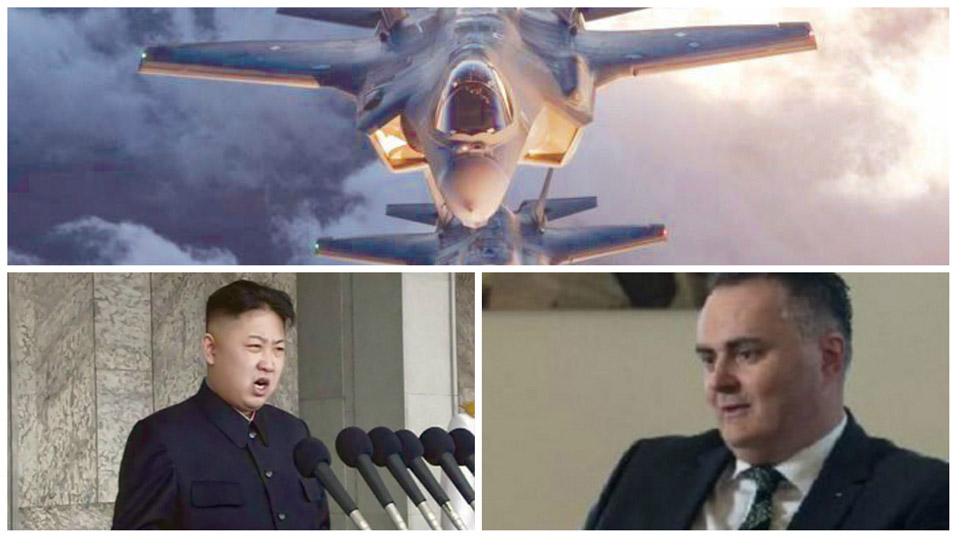 Global News from North Korea, Austria & Japan