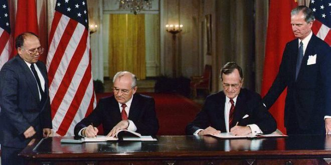 USA – Vulnerable position post-Cold War!