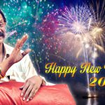 "Sadguru Aniruddha Bapu wishing his Shraddhavan friends ""A Very Happy New Year – 2017"""
