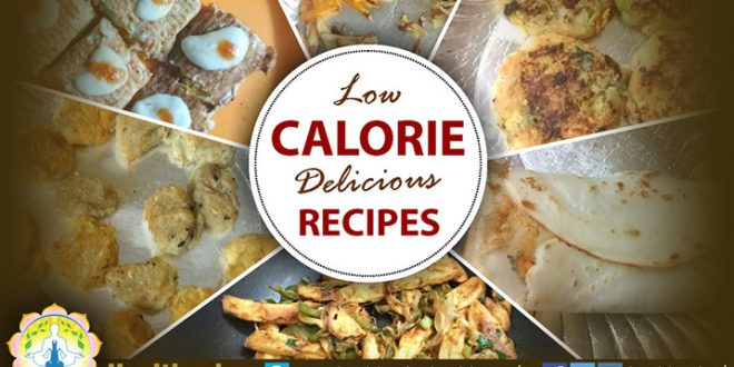 Launch of YouTube Channel – 'Low  Calorie Delicious Recipes' by Healthonics